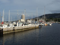 Royal Yacht Club of Tasmania Royalty Free Stock Images