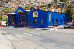 Royale Pub of Bisbee Royalty Free Stock Photography