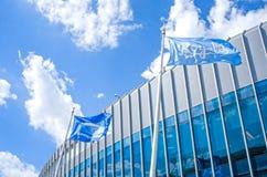 Royals Kauffman Stadium Stock Image