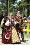 royalty för colorado festivalrenässans Royaltyfri Fotografi