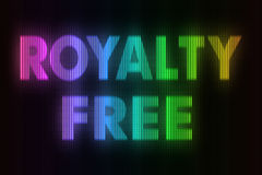 Royalty free sign board Royalty Free Stock Images