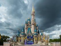 Royaume de magie de Disney Images stock