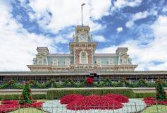 Royaume de magie de Disney Photographie stock libre de droits