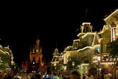 Royaume de magie du monde de Disney Photographie stock libre de droits