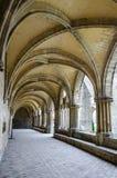 Royaumont opactwo, Francja Zdjęcia Royalty Free