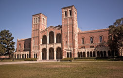 Royce Hall - UCLA Stock Image