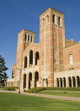Royce Hall UCLA Stock Image