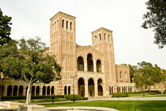 Royce Hall, UCLA Royalty Free Stock Photography