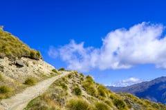 Roys szczyt blisko Wanaka zdjęcie royalty free
