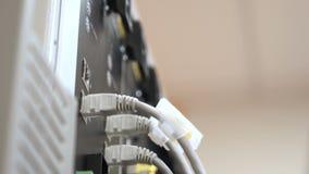 Rozłączenie komputeru kabel zbiory