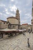 Rozłam, Chorwacja Zdjęcie Royalty Free