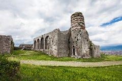 Rozafa Castle Royalty Free Stock Image