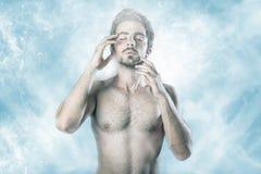 Rozanielony niebiański portret, wolności pojęcie zdjęcia royalty free
