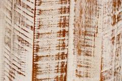 Rozbiórkowy drewniany tekstura biel brąz fotografia royalty free