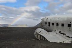 rozbił się samolot obrazy royalty free