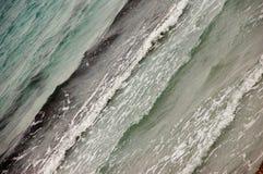 Rozciągliwość morze i plaża Zdjęcie Royalty Free