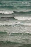 Rozciągliwość morze i plaża Fotografia Stock