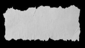 rozdarty papieru zdjęcie stock