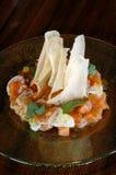 rozdrobnione salsa tapas Fotografia Stock