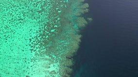 Rozdzielenie dwa oceanu zdjęcie wideo