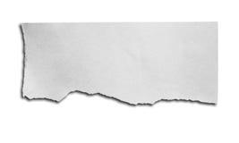 Rozdzierający papier i Drzejący papier Obraz Royalty Free