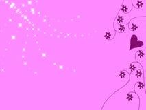 Roze Royalty-vrije Illustratie