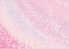Roze aantrekkingskrachtachtergrond stock illustratie