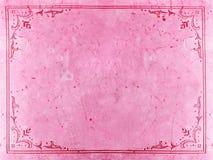 Roze abstracte achtergrond Royalty-vrije Stock Afbeeldingen