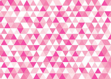 Roze abstracte achtergrond Stock Foto's