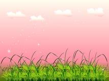 Roze achtergrond. Royalty-vrije Stock Foto's
