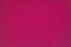 Roze achtergrond, poreuze textuur van de spons stock fotografie