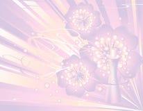 Roze aroma Stock Afbeelding