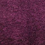 Roze badhanddoek, karmozijnrood, wijnstok, framboos, rode, natuurlijke van de het strand geweven stof van de pluchebadstof Turkse Royalty-vrije Stock Afbeeldingen