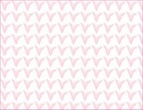 Roze Bloem Vectorpatroon Stock Illustratie