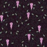 Roze Bloemenpatroon Royalty-vrije Stock Afbeelding