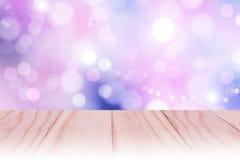 Roze bokeh Royalty-vrije Stock Foto