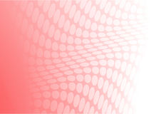 Roze club retro vector vector illustratie