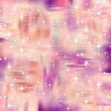 Roze de band-Kleurstof van de Fonkeling achtergrond Royalty-vrije Stock Foto