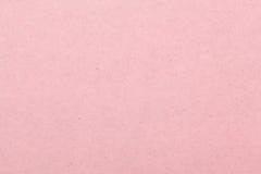 Roze document textuur Royalty-vrije Stock Afbeelding