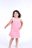 Roze Doll stock fotografie