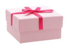 Roze doos stock afbeeldingen
