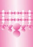 Roze dromen Royalty-vrije Stock Afbeelding