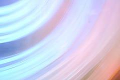 Roze en blauwe lichte abstracte achtergrond Stock Afbeeldingen