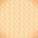 Roze en gele naadloze grungetextuur Stock Foto's
