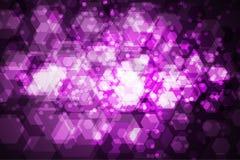 Roze en purple Royalty-vrije Stock Afbeeldingen