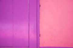 Roze en violette achtergrond Royalty-vrije Stock Afbeeldingen