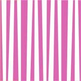 Roze en wit leuk baby abstract verticaal gestreept patroon Royalty-vrije Stock Afbeelding