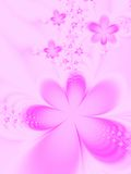 Roze fantasie Stock Foto's