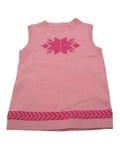 Roze (Geïsoleerdf) Vest Royalty-vrije Stock Afbeelding