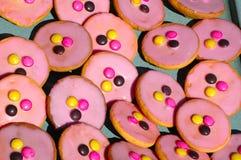 Roze gebakje Royalty-vrije Stock Fotografie